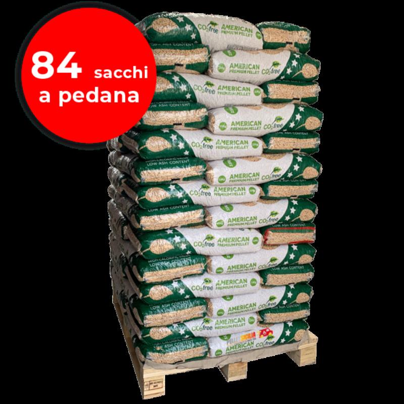 American-Co2-Free---Premium-Pellet-|-Pedana-84-Sacchi-da-15-kg-